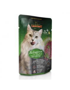 LEONARDO® Canguro e Catnip 85gr x 16pz