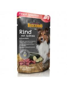 BELCANDO FINEST SELECTION- Manzo con Spaetzle e zucchini 125gr x 12pz