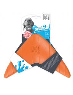 Boomerang Splash gioco per cani arancione