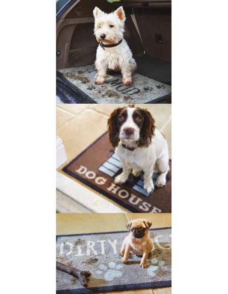 Tappeto per cani Dog House 3